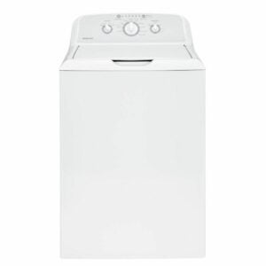 The Washer and Dryer Black Friday Option: Hotpoint 3.8 cu. ft. White Top Load Washing Machine