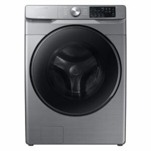 The Washer and Dryer Black Friday Option: Samsung High-Efficiency Front Load Washing Machine