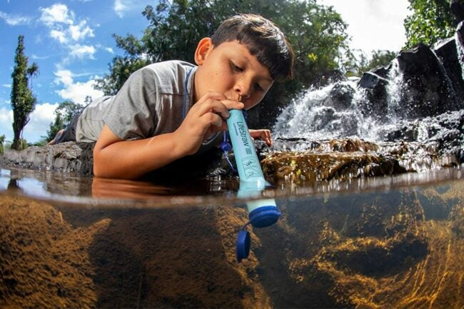 The Water Purifier Option