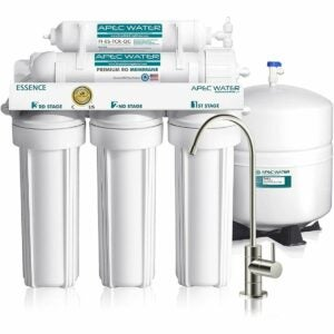 The Water Purifier Option: APEC Water Systems ROES-50 Water Filter System