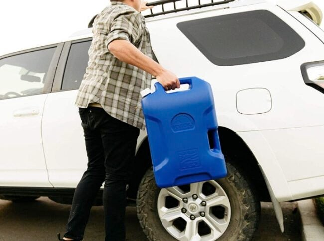 Best Water Storage Container