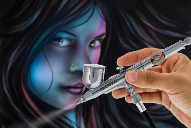 The Best Airbrush Option