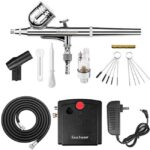 The Best Airbrush Option: Gocheer Mini Airbrush Kit