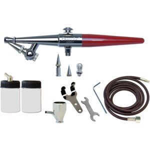The Best Airbrush Option: Paasche Airbrush H-Set Single Action Airbrush Set