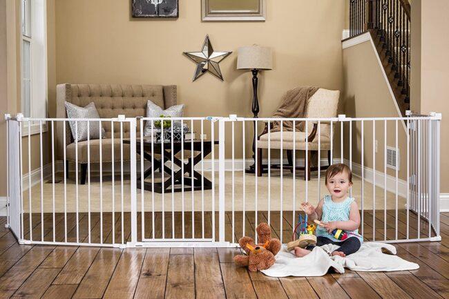 最好的婴儿门选项