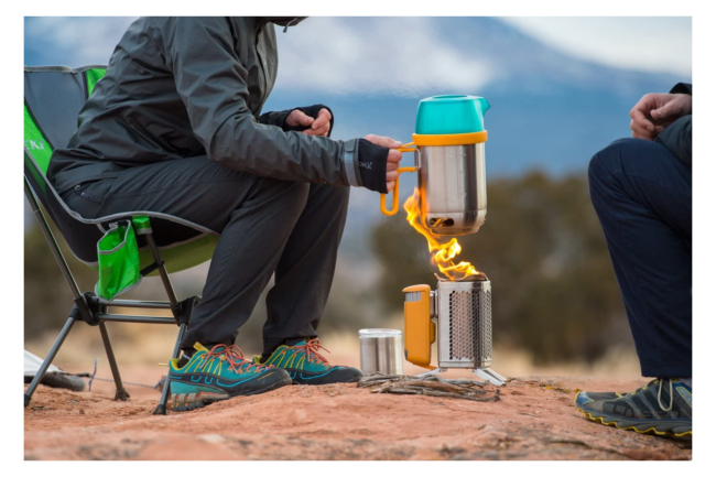 The Best Camping Gadgets Option
