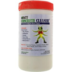 Best Concrete Cleaner ACT