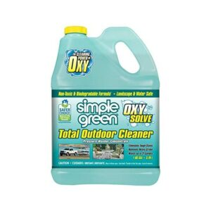 Best Concrete Cleaner Oxy