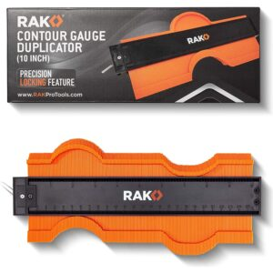The Best Contour Gauge Option: RAK_Contour_Gauge Shape Duplicator