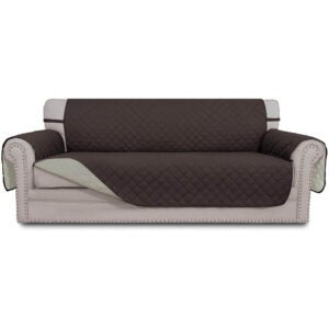 The Best Couch Covers Option: Easy-Going Sofa Slipcover Reversible