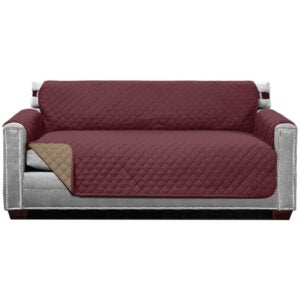 The Best Couch Covers Option: Sofa Shield Original Patent Pending Reversible