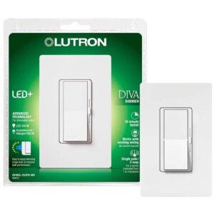 最佳调光开关选项:Lutron Diva LED+调光器