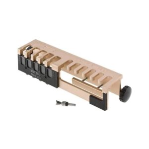 The Best Dovetail Jig Option: General Tools 861 Portable Aluminum Dovetail Jig