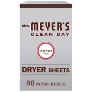 Best Dryer Sheets MeyersClean
