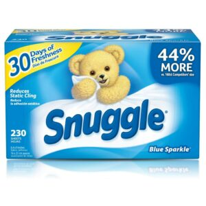 Best Dryer Sheets Snuggle