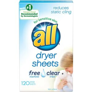 Best Dryer Sheets allFabric