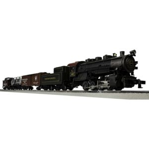 The Best Electric Train Set Option: Lionel Pennsylvania Flyer Electric O Gauge Train Set