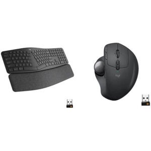 The Best Ergonomic Keyboard Option: Logitech Ergo K860 Wireless Ergonomic Keyboard