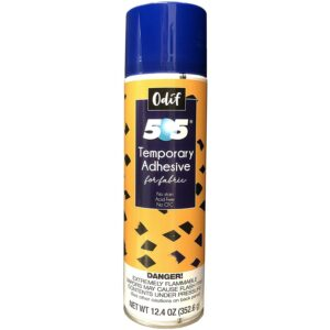 Best Fabric Glue 505