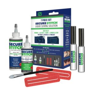 Best Fabric Glue Secure