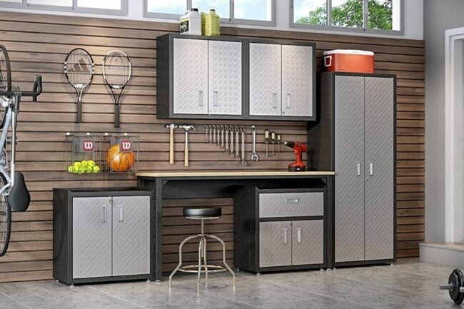 The Best Garage Cabinets Option