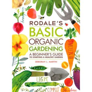 Best Gardening Books Basic