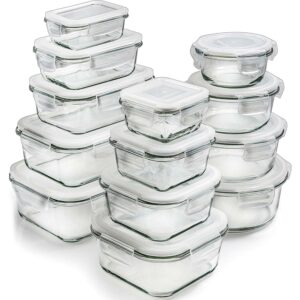 Best Glass Food Storage Containers Lids