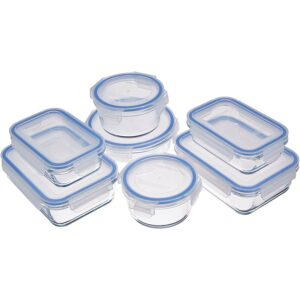 Best Glass Food Storage Container AmazonBasics