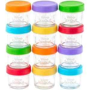 Best Glass Food Storage Containers WeeSprout