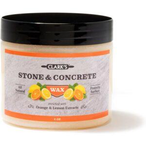 The Best Granite Sealer Option: CLARK's Soapstone Slate and Concrete Wax