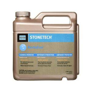 The Best Granite Sealer Option: StoneTech RTU Revitalizer, Cleaner & Protector