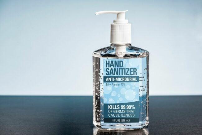 The Best Hand Sanitizer Option