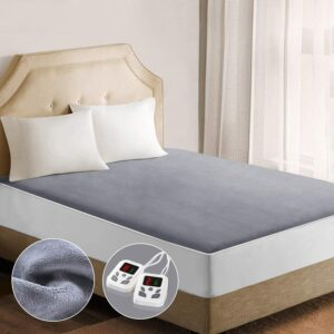 Best Heated Mattress Pad Dual