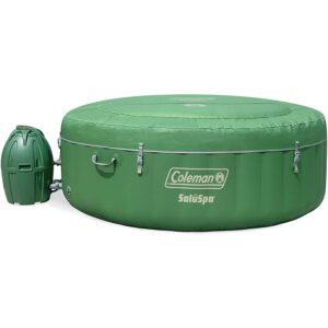 最好的充气热管选项:Coleman Saluspa充气热水浴池SPA