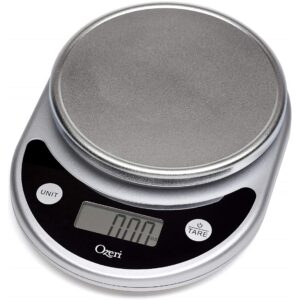 The Best Kitchen Scale Option: Ozeri ZK14-S Pronto Digital Multifunction Food Scale