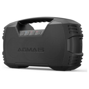 The Best Outdoor Bluetooth Speakers Option: AOMAIS GO Bluetooth Speakers