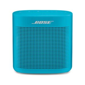 The Best Outdoor Bluetooth Speakers Option: Bose SoundLink Color Bluetooth Speaker II