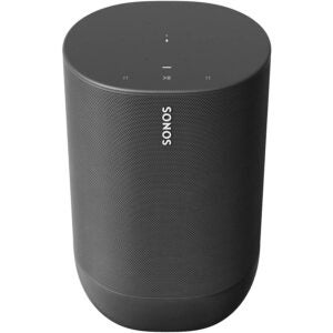 The Best Outdoor Bluetooth Speakers Option: Sonos Move
