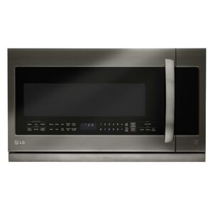 The Best Over The Range Microwave Option: LG Electronics 2.2 cu. ft. Over the Range Microwave