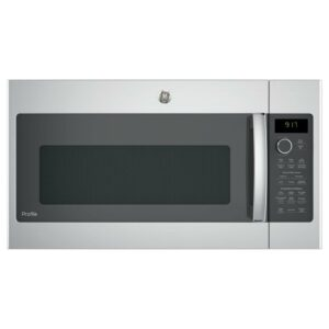 The Best Over The Range Microwave Option: GE Profile Series 1.7 Cu. Ft. Over-the-Range Microwave