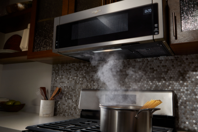 The Best Over The Range Microwave Option