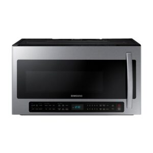 The Best Over The Range Microwave Option: Samsung - 2.1 Cu. Ft. Over-the-Range Microwave