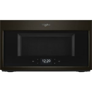 The Best Over The Range Microwave Option: Wirlpool 1.9-cu ft Smart Over-the-Range Microwave