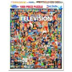 The Best Puzzles Option: White Mountain Television History Puzzle