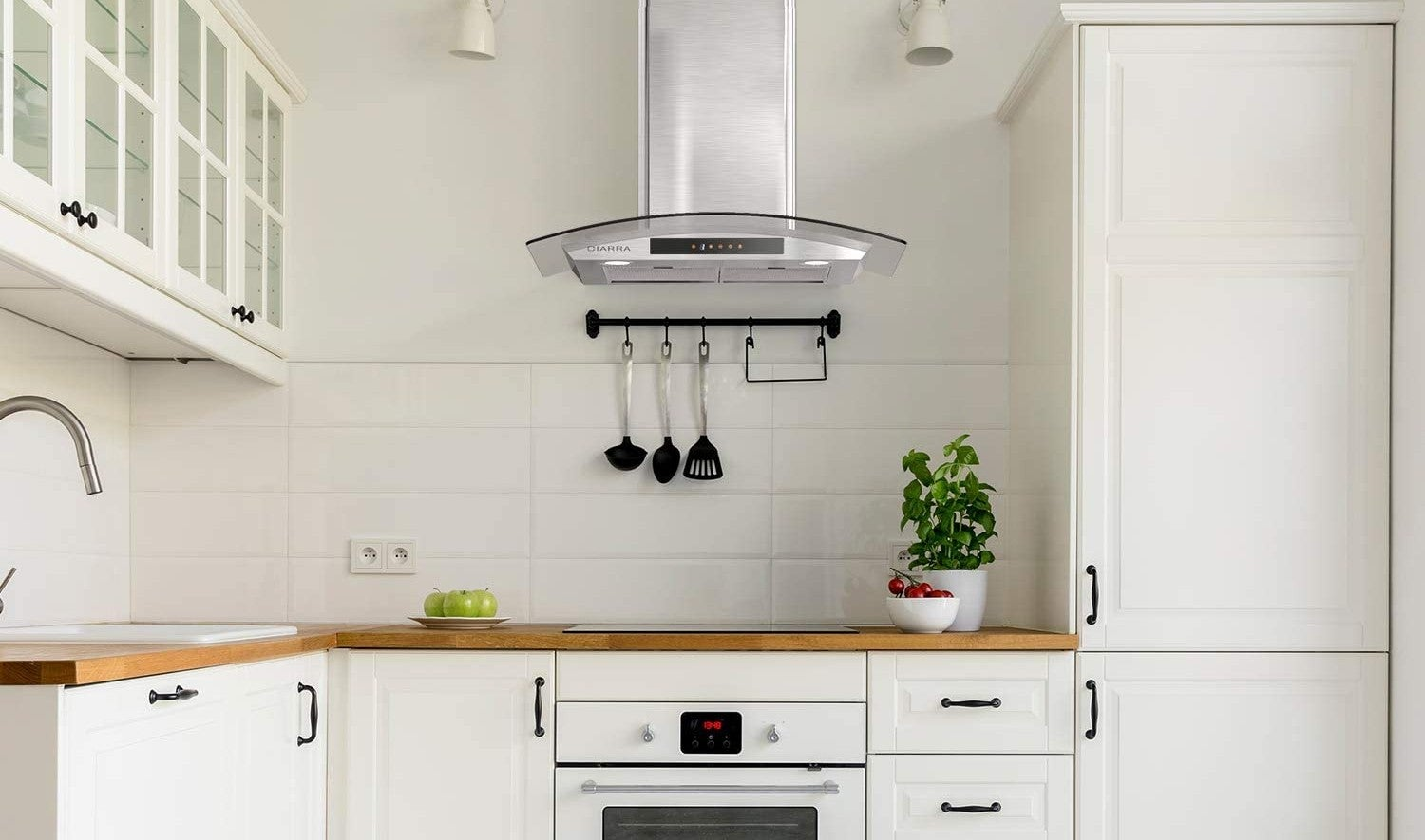 The Best Range Hoods In 2021 For Kitchen Ventilation Bob Vila