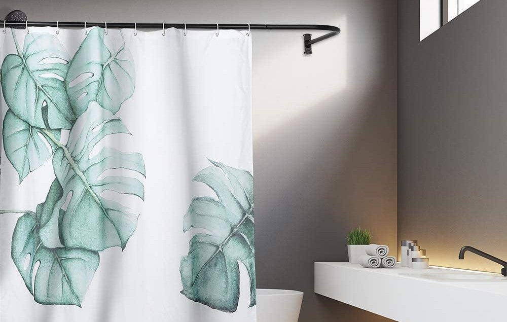 The Best Shower Curtain Rod Options For The Bathroom In 2021 Bob Vila