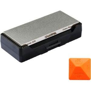 最佳磨刀石选择:SHARPAL 156N钻石磨刀器