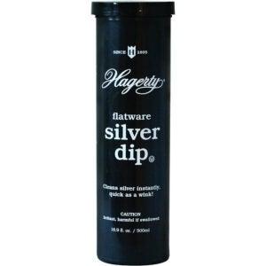 The Best Silver Polish Option: Hagerty 17245 Flatware Silver Dip