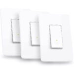The Best Smart Light Switch Option: Kasa Smart HS200P3 WiFi Switch by TP-Link (3-Pack)