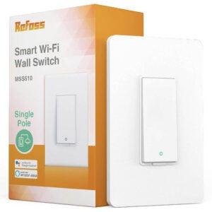 最佳智能光开关选项:重新介绍智能Wi-Fi墙壁开关